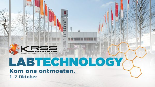 KRSS Europe BV is attending Labtechnology 2019!