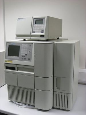 Waters Alliance 2695 HPLC System & 2996 Detector