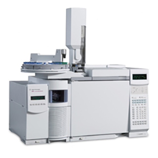 Used Agilent 5975 MS with 6890 GC<br>
