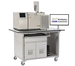 KRSS&nbsp;GC-Workstation<sup>TM</sup> mass spectrometer and chromatography parts and accessories