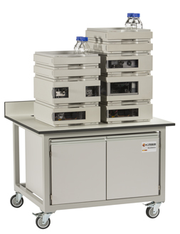KRSS LC-Workstation mass spectrometer and chromatography parts and accessories