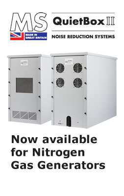 KRSS KRSS MS-QuietBox II for Nitrogen Gas Generators mass spectrometer and chromatography parts and accessories