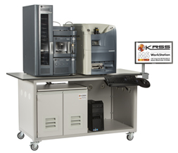 KRSS&nbsp;MS-Workstation<sup>TM</sup> mass spectrometer and chromatography parts and accessories