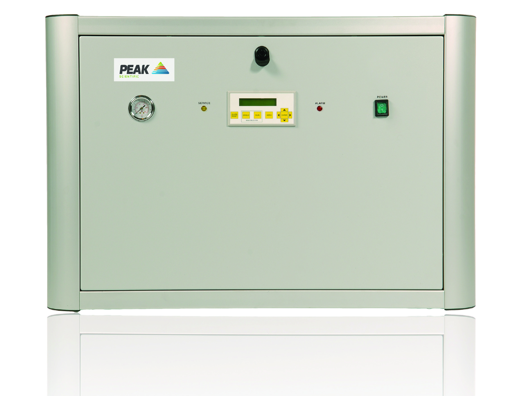 PEAK N110DR Nitrogen Generator designed for use with any LC/MS  model