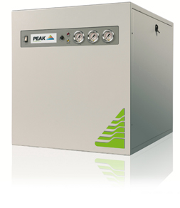 PEAK Genius ABN2ZA LC/MS Nitrogen Generator specifically designed for AB SCIEX LC/MS
