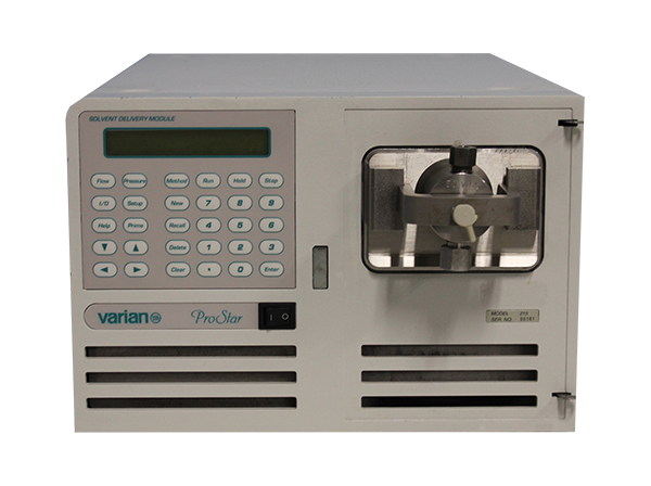 Varian Analytical to prep systems<br>