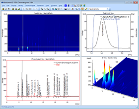 DataApex Clarity PDA Extension mass spectrometer and chromatography parts and accessories