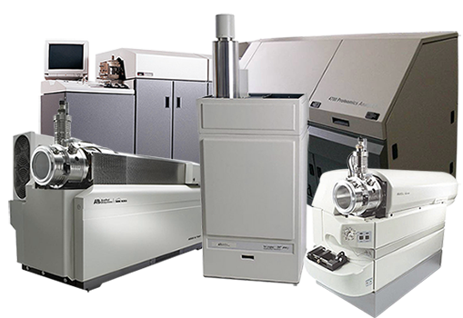 Independent ABI/AB Sciex mass spec and maldi tof service from £1800