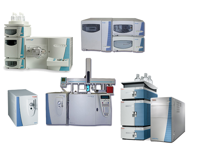 thermo hplc, gcms, and lcms service from £450 - krss mass spectrometry service and used mass spectrometers we are experts in LC/MS, GC/MS and MS equipment.