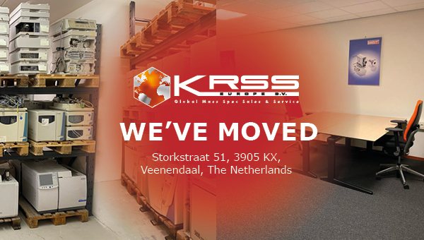 KRSS Europe B.V. has moved to new and larger premises
